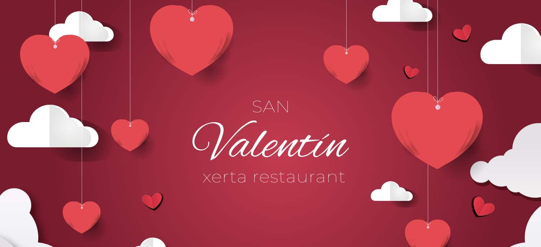 San Valentín en Xerta Restaurant 💕💑